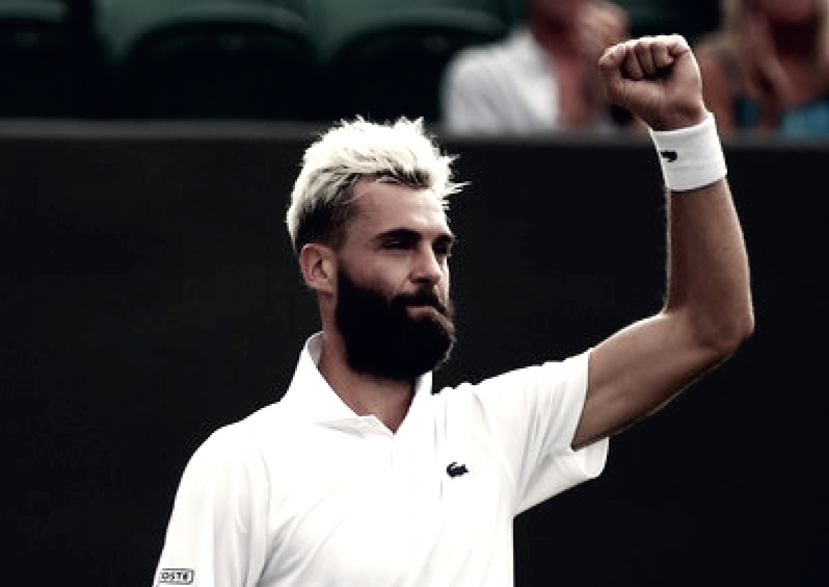 Wimbledon: Benoit Paire battles back to oust Denis Shapovalov