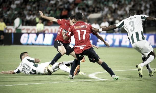El fútbol 'paisa' se apodera de Colombia