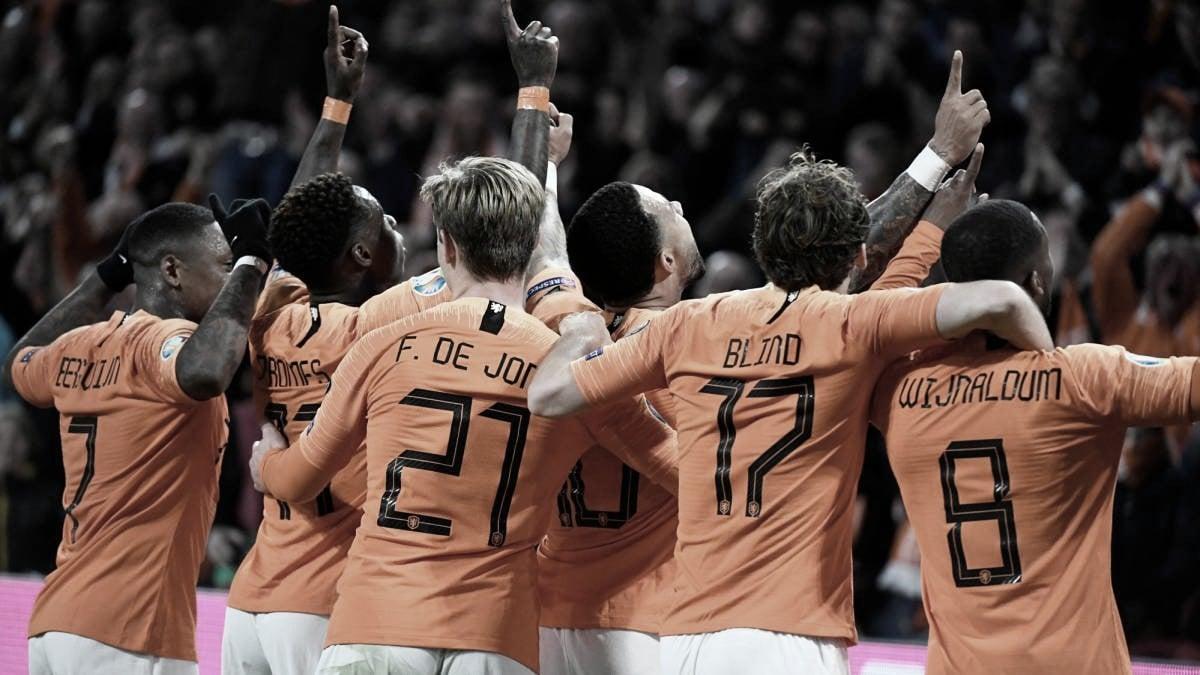 Previa Países Bajos - Ucrania: La vuelta a un gran torneo
