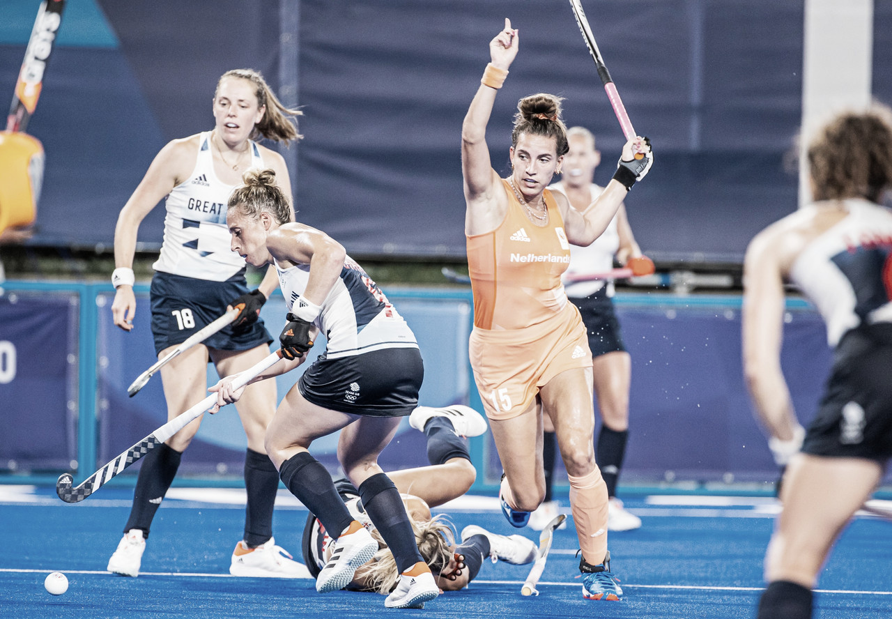 Goals and Highlights: Netherlands 3-1 Argentina  in Women's Olympic Hockey Final