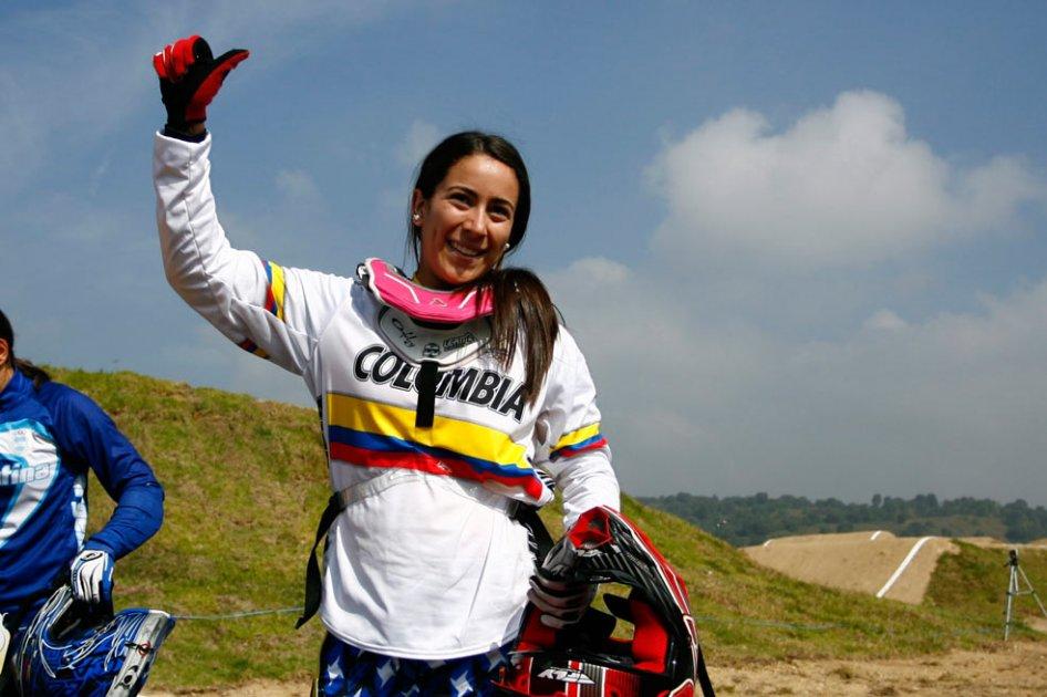 BMX: Mariana Pajón y Estefanía Gómez estarán en Seúl