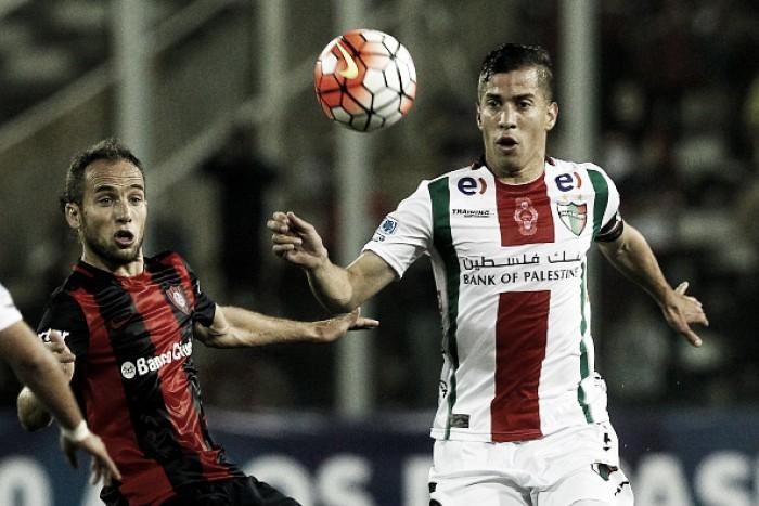 San Lorenzo perde para Palestino, mas avança e enfrenta a Chapecoense na Sul-Americana