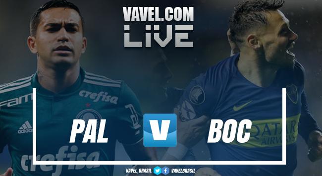 Resumen Palmeiras 2-2 Boca Juniors en Copa Libertadores 2018