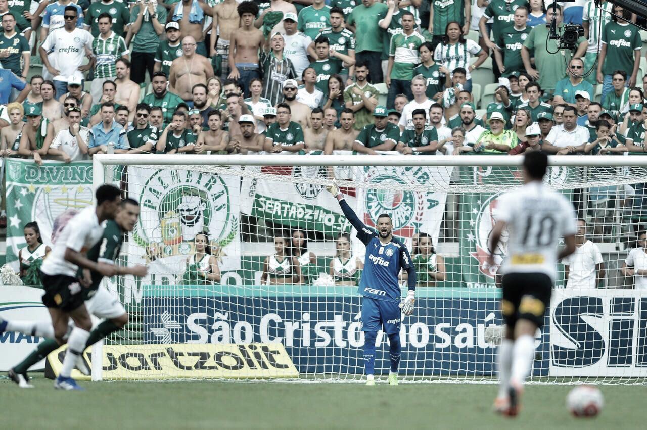 Corinthians derrota Palmeiras no Allianz Parque e alivia pressão