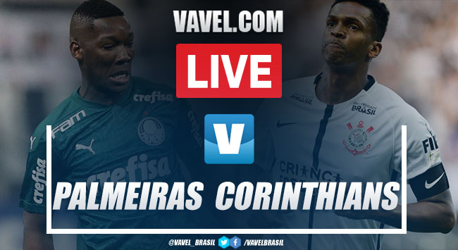 Gols, melhores momentos e pênaltis para Palmeiras (4) 1 x 1 (3) Corinthians pela final do Campeonato Paulista 2020