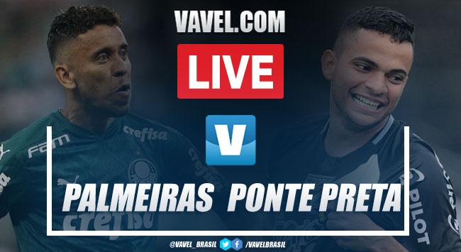Gol e melhores momentos para Palmeiras 1x0 Ponte Preta pelo Campeonato Paulista 2020