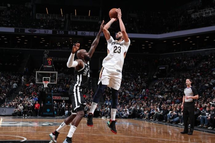 NBA - I Pelicans la spuntano al doppio overtime; Giannis conduce i suoi alla vittoria sui Magic