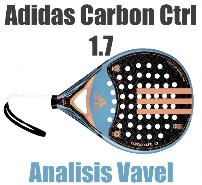 Análisis: Adidas Carbon Ctrl 1.7 2017