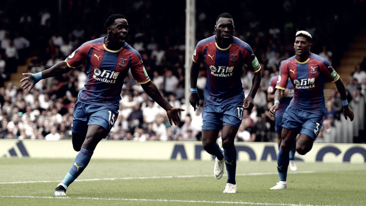 Na estreia da Premier League, Crystal Palace vence Fulham no Craven Cottage após 32 anos