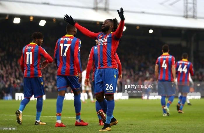 Crystal Palace 1-0 Burnley: Roy's revolution goes on thanks to Sako winner