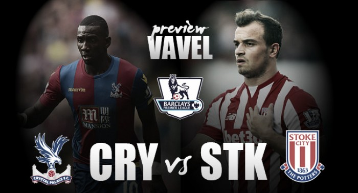 Crystal Palace - Stoke City Preview: Cup final could be a distraction for the Eagles