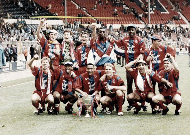 Crystal Palace: a repetir el éxito de la clase del 91