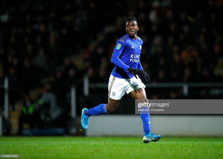 Kelechi Iheanacho has 'long-term' future at Leicester states Brendan Rodgers ahead of Palace test