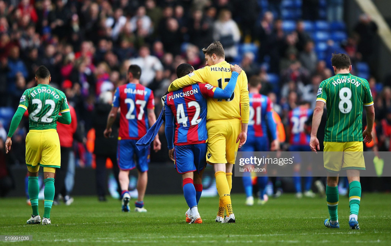 Crystal Palace vs Norwich City: The team that can't score; The side who won't defend