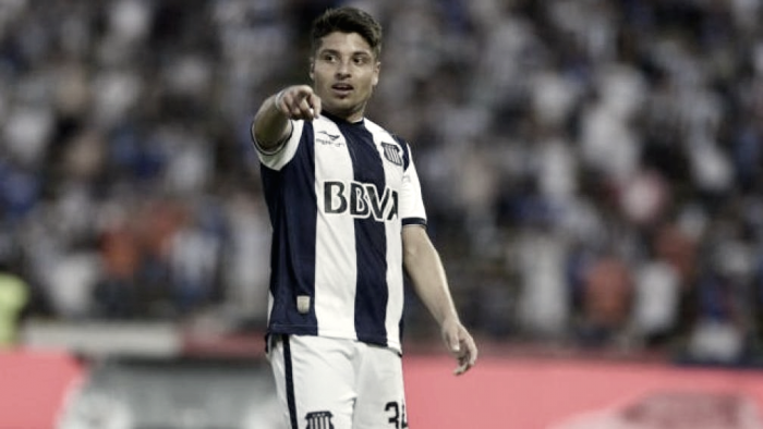 Desde Argentina para Pachuca llega el 'Tucu' Palacios