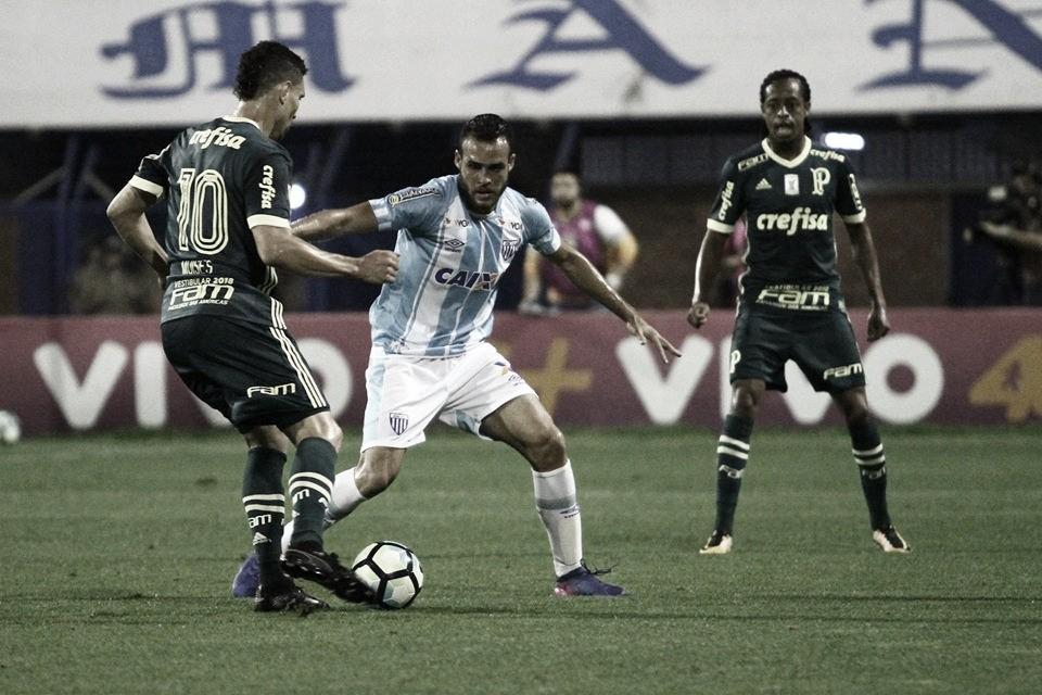 Resultado Palmeiras x Avaí pelo Campeonato Brasileiro (2-0)