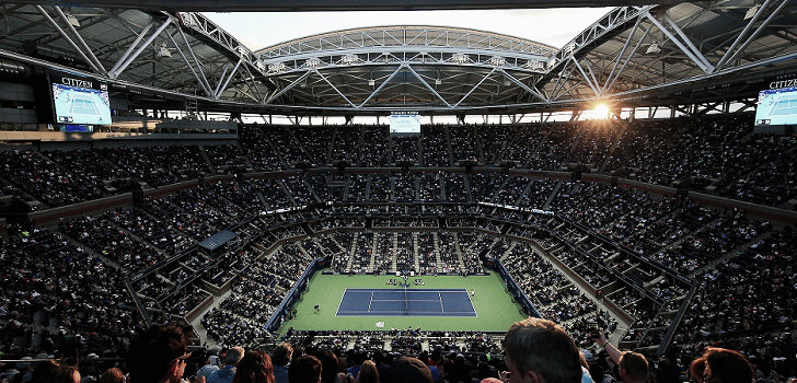 US Open se convertirá en el torneo que más plata repartirá en la historia
