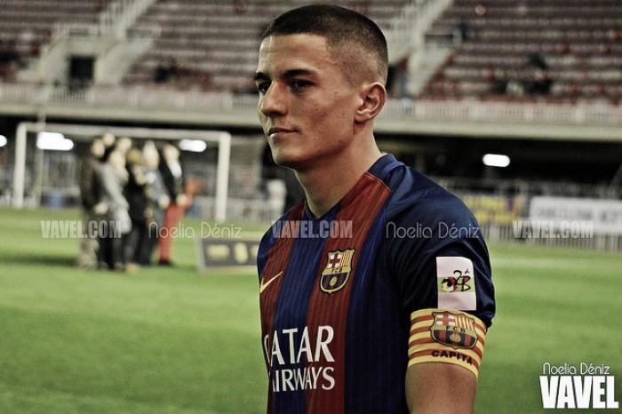 El Barça B ya tiene a sus capitanes