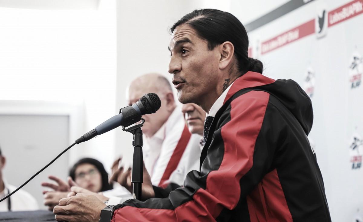 """Francisco Palencia: """"Vamos a ser equilibrados"""""""