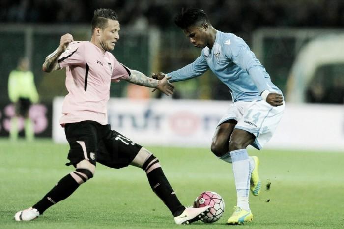Previa Palermo - Lazio: duelo de águilas a diferentes alturas
