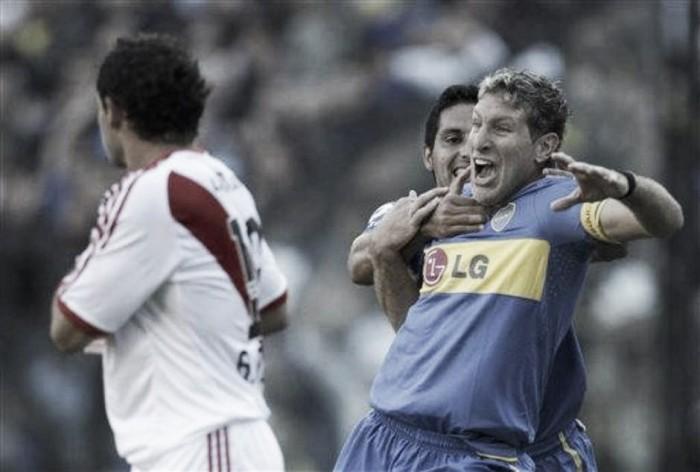 El último Superclásico de Martín Palermo
