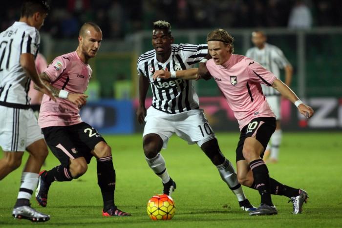 Juventus - Palermo, tra disperazione e tricolore