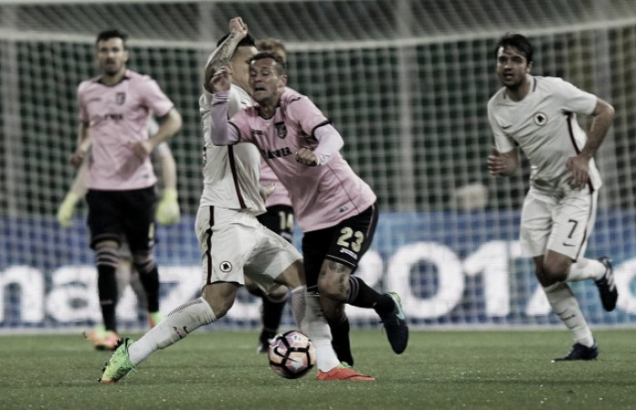 Il Palermo si ferma ancora: resta l'entusiasmo di Baccaglini, ma anche il -8