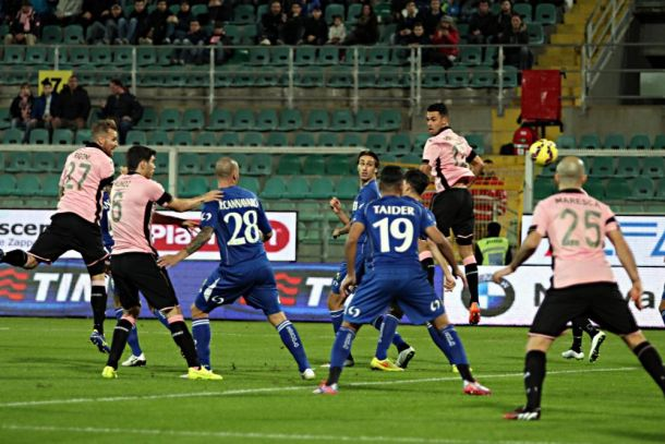Palermo-Sassuolo, due precedenti e un ex: Laribi