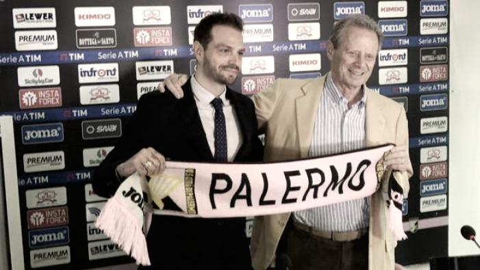 """Palermo: Baccaglini: """"Voglio salvare il Palermo, e renderlo di nuovo grande"""""""