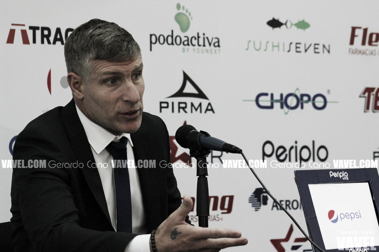 """Martín Palermo: """"Me quedo con la sensación de que nos podríamos haber llevado los tres puntos"""""""