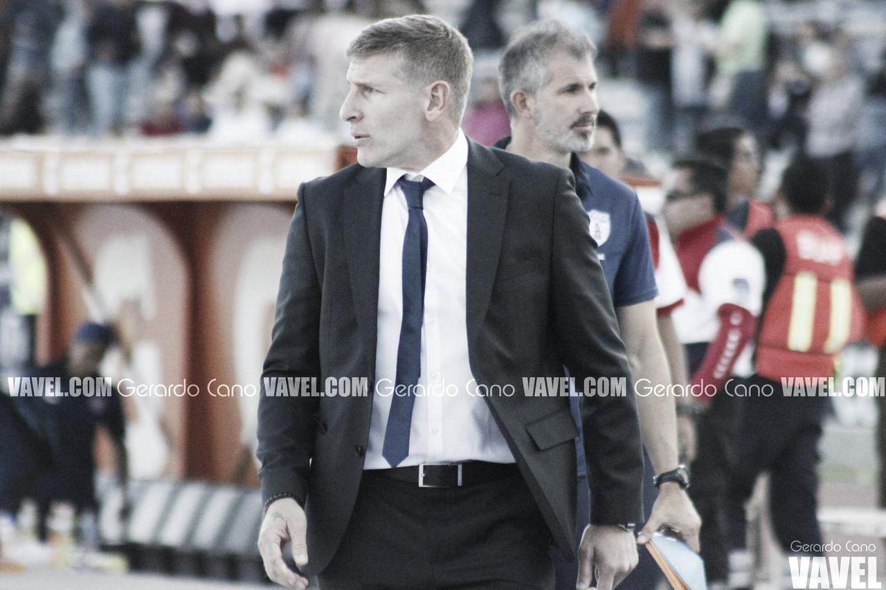 """Martín Palermo: """"No nos alcanzó los 90 minutos de esfuerzo"""""""