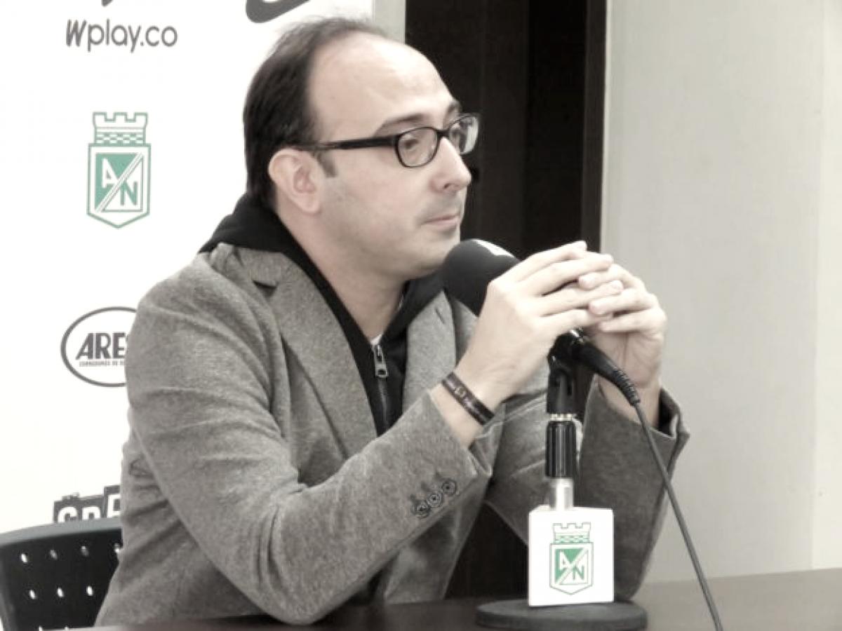 """Esteban Escobar: """"Vengo a ser una pieza más del Club Atlético Nacional"""""""