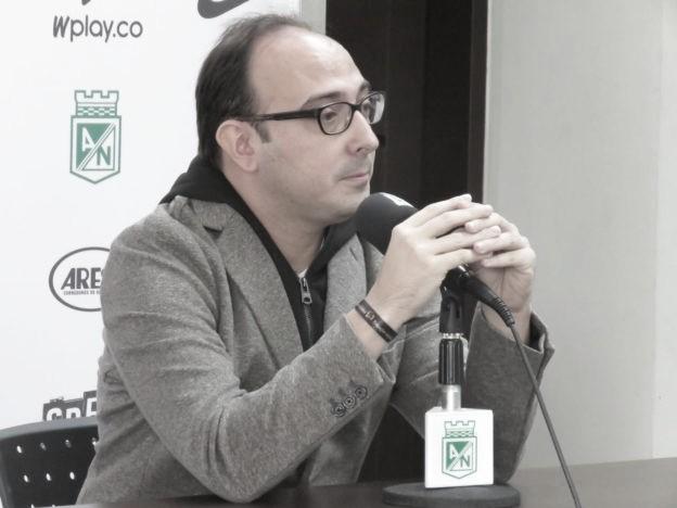 Esteban Escobar no será más el director de transferencias de Atlético Nacional