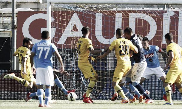 Napoli, ancora rimpianti: a Parma finisce 2-2