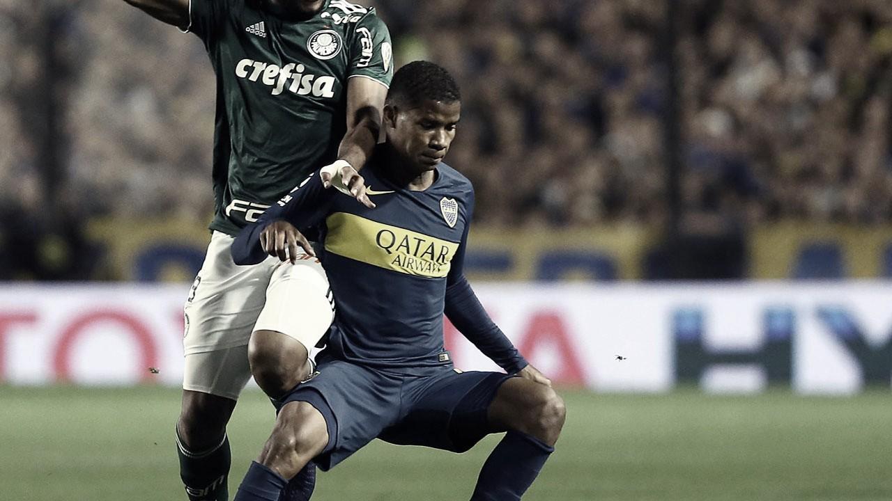 "Barrios: ""Siento que todavía me falta un capítulo en Boca"""