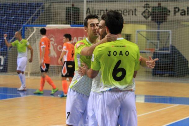 Palma Futsal vence a Ribera Navarra