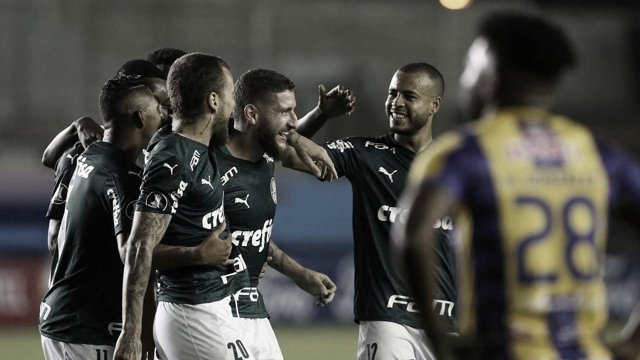 Foto: Cesar Greco/Ag. Palmeiras