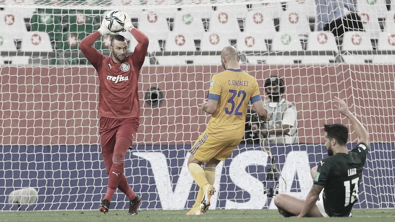 Gignac decide, e Palmeiras cai para Tigres nas semifinais do Mundial de Clubes