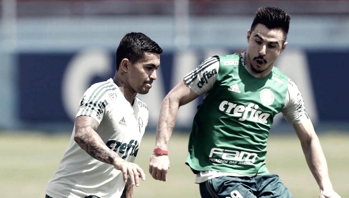 Modificado, Palmeiras mede forças com o lanterna Ceará no Castelão