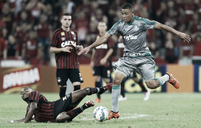 Palmeiras e Atlético-PR se enfrentam na primeira rodada do Brasileirão