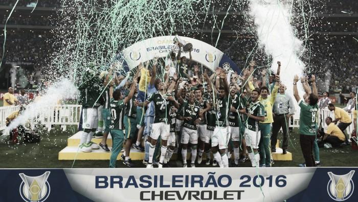 Palmeiras e a trajetória rumo ao título