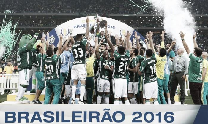 Você reconhecendo ou não, o Palmeiras é eneacampeão