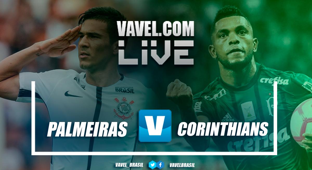 Corinthians vence o Palmeiras pelo Campeonato Brasileiro 2018 (1-0)