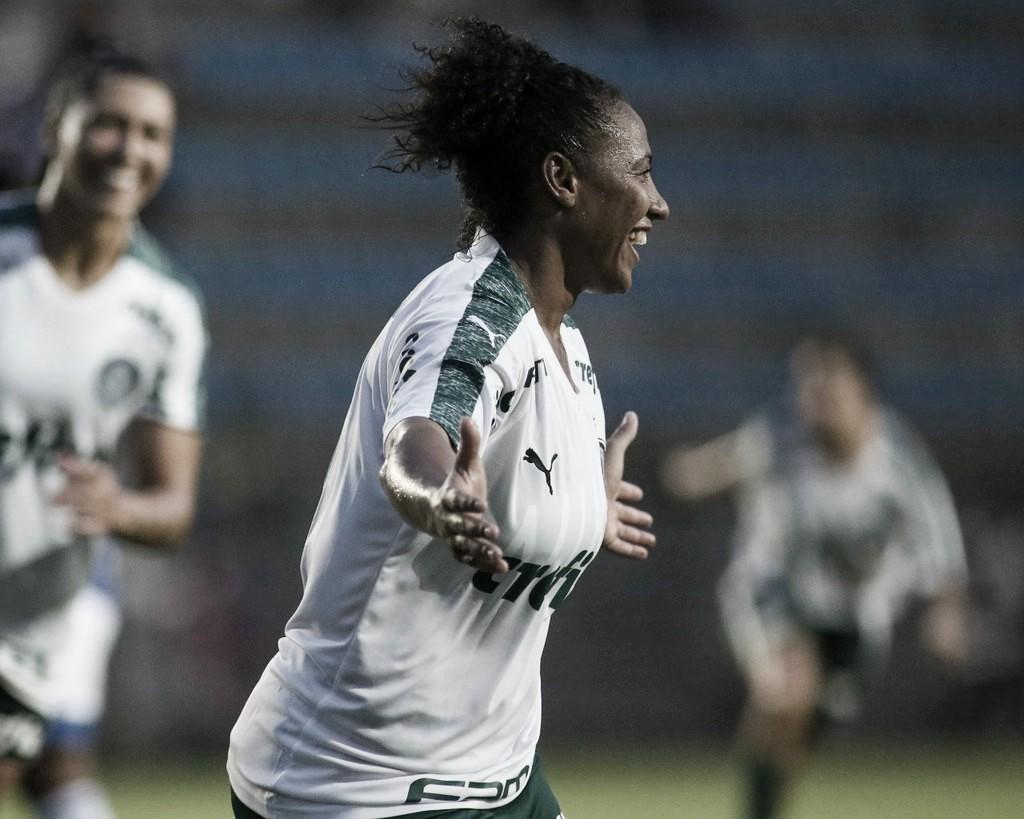 Palmeiras goleia Ponte Preta no retorno do Brasileirão Feminino A1