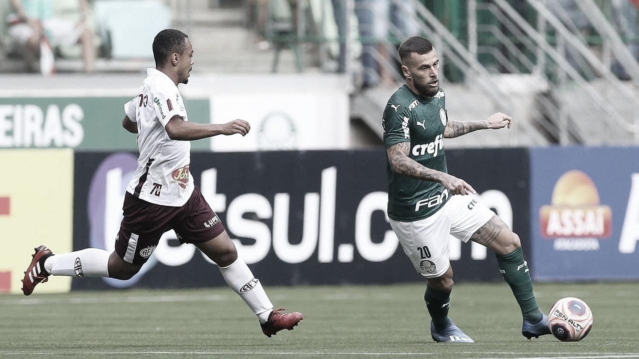 Em duelo de invictos, Palmeiras recebe Ferroviária pelo Paulistão