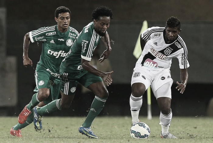 Focado em manter liderança e quebrar tabu, Palmeiras recebe Ponte Preta no Allianz Parque