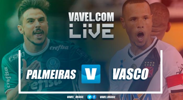 Resultado Vasco x Palmeiraspelo Campeonato Brasileiro 2017 (1-1)