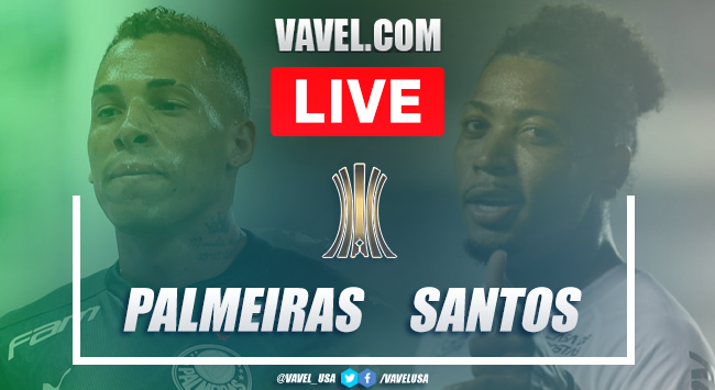 Goal and Highlights: Palmeiras 1-0 Santos, 2021 Copa Libertadores Final