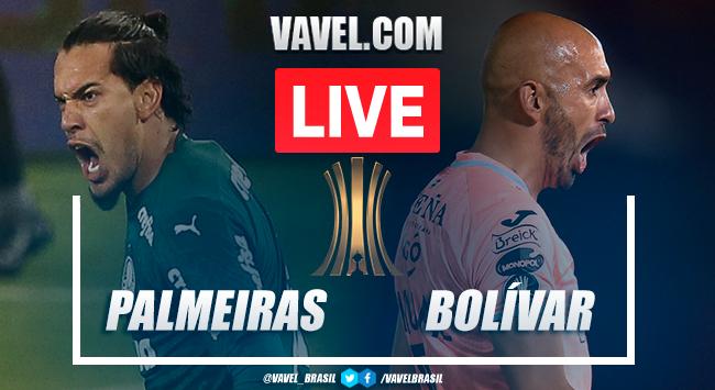 Gols e melhores momentos para Palmeiras 5x0 Bolívar pela Libertadores 2020
