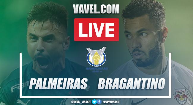 Gol e melhores momentos Palmeiras x Bragantino pelo Brasileirão 2020 (1-0)